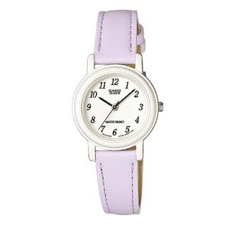 【CASIO】薄型輕巧指針錶(LQ-139L-6B)