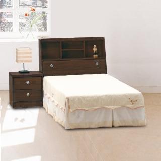 【時尚屋】無敵木心板3.5尺加大單人床5U6-41-13+02351二色可選(加大單人床床架臥室)