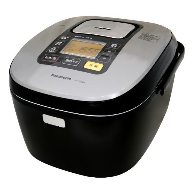 【國際牌】6人份IH微momo公司電腦電子鍋(SR-HB104)