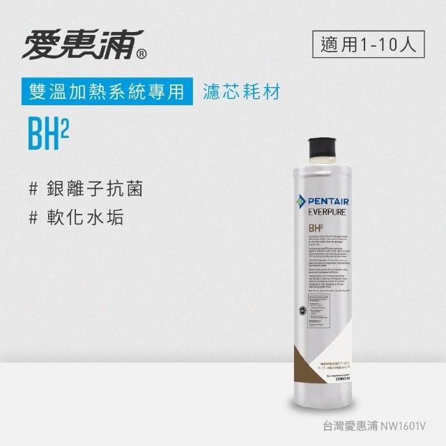 【愛惠浦公司貨】EVERPURE BH2淨水濾momo購物 宅配芯(BH2 CART)