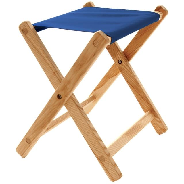 【好物分享】MOMO購物網【Blue Ridge Chair Works】多功能折疊凳(海洋藍)評價momo台客服電話