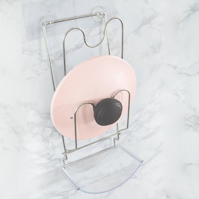 【樂活主義】第二代霧面無十月妈咪痕貼-鍋蓋架附滴水皿