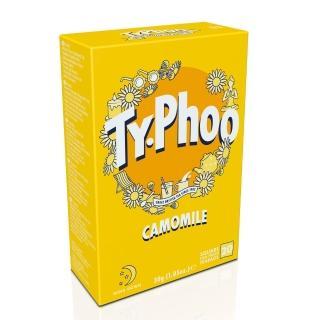 【Typhoo】洋甘菊茶1.5gx20入-裸包(花草茶)