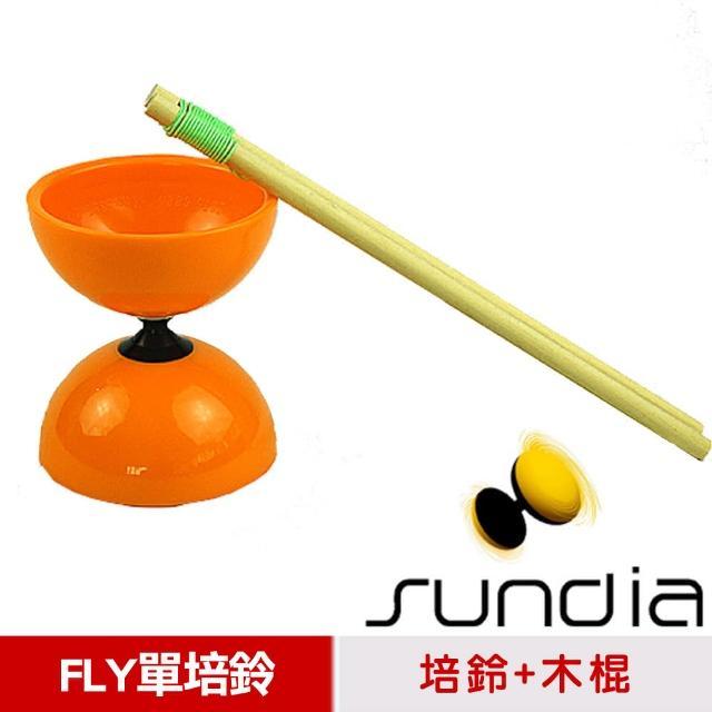 【好物分享】MOMO購物網【三鈴SUNDIA】台灣製造FLY長軸培鈴扯鈴-附木棍、扯鈴專用繩(橘色)評價好嗎momo 1台