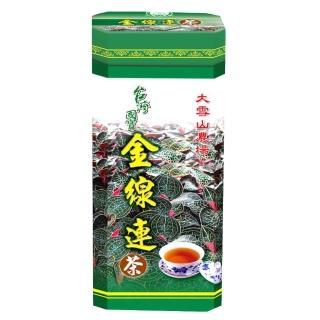 【大雪山】台灣金線蓮茶包3gx80包/組(共2組)