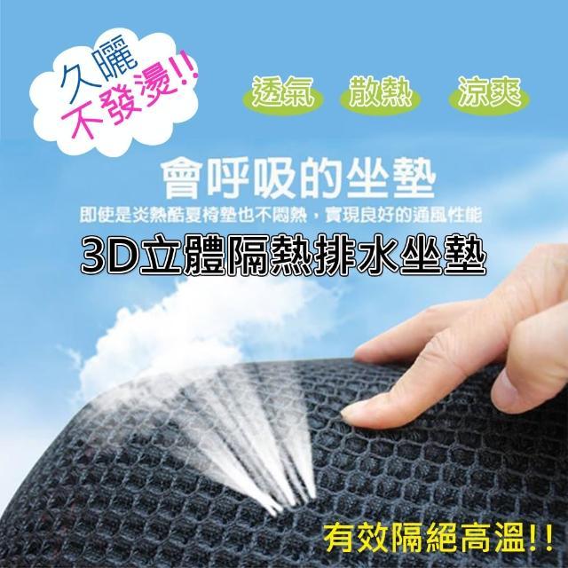 【開箱心得分享】MOMO購物網【阿莎&布魯】魔鬼氈3D透氣排水隔熱機車座墊(透氣/排熱/坐墊/椅墊/椅套)效果momoshop 客服電話