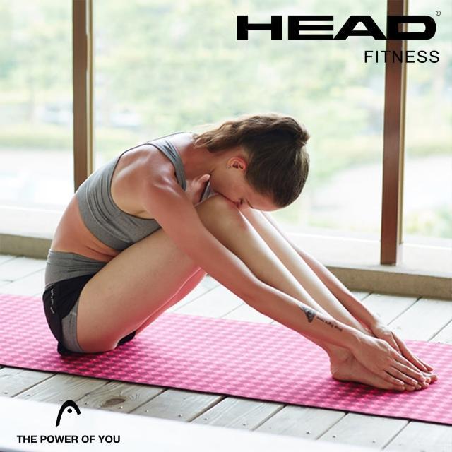 【真心勸敗】MOMO購物網【HEAD 海德】天然絨布瑜珈墊評價momo購物客服