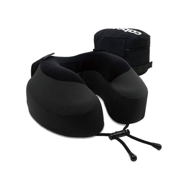 【好物推薦】MOMO購物網【CABEAU】旅行用記憶頸枕(黑色)評價好嗎momo 500 折價