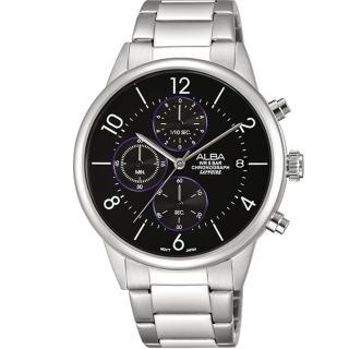 【ALBA】展現自我風格流行運動錶(VD57-X079D)