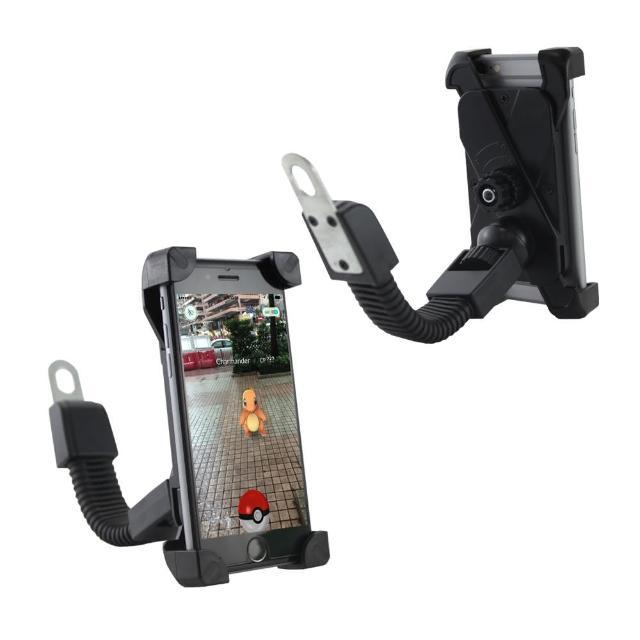 【真心勸敗】MOMO購物網【IS愛思】機車手機固定支架(M-01)評價如何momo購物网