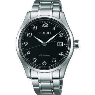 【SEIKO】Presage 6R15領導者機械錶-黑/40.5mm(6R15-03N0D  SPB037J1)