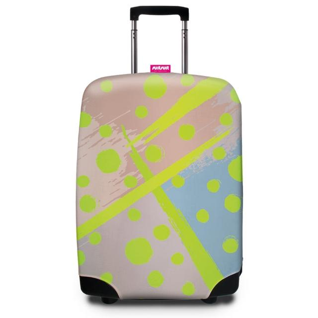 【部落客推薦】MOMO購物網【Suitsuit】行李箱套-波卡圓點(適用24-28吋行李箱)效果如何momo電視購物網