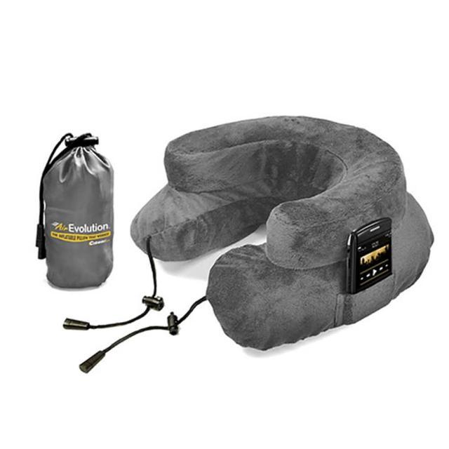 【勸敗】MOMO購物網【CABEAU】專利進化護頸充氣枕 灰色心得momo 假貨