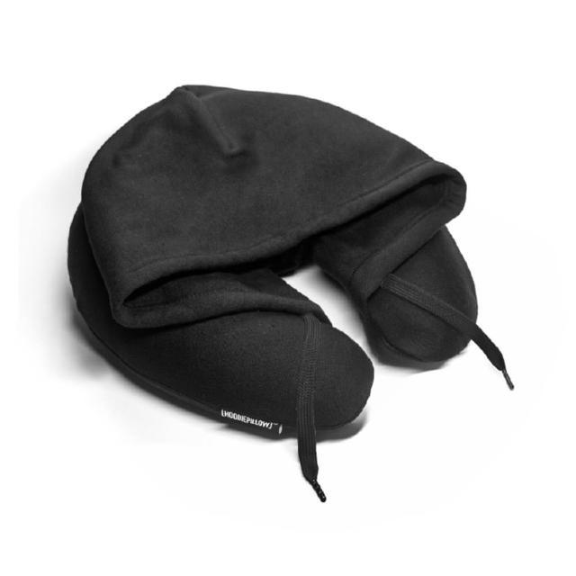 【開箱心得分享】MOMO購物網【Hoodie Pillow】連帽充氣枕(三色)評價好嗎momo商城