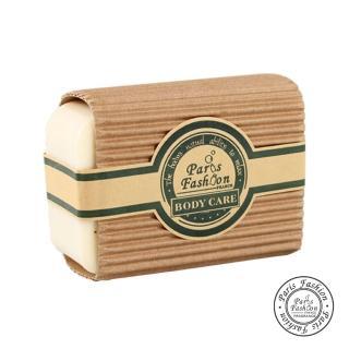 【paris fashion巴黎香氛】橄欖葉精油手工香皂150g(3入)