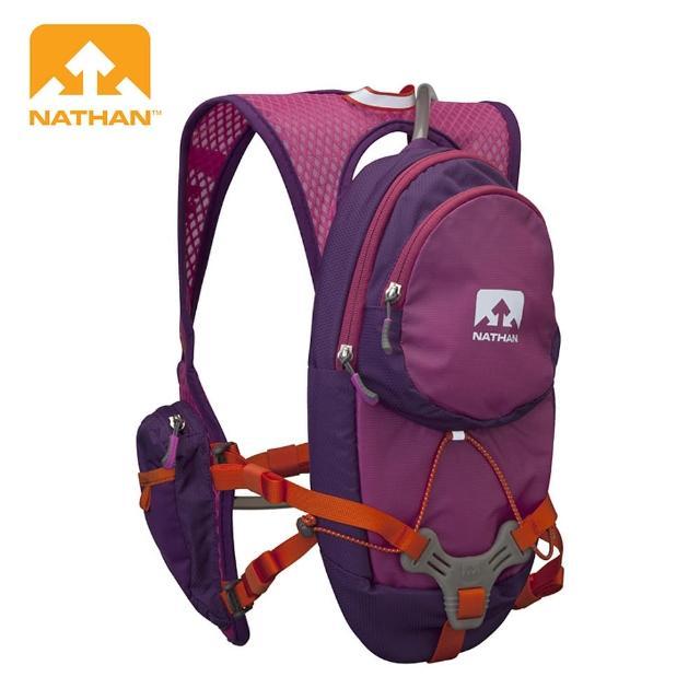 【私心大推】MOMO購物網【NATHAN】Intensity-2L 超強水袋背包(苺紅)價格momo購網