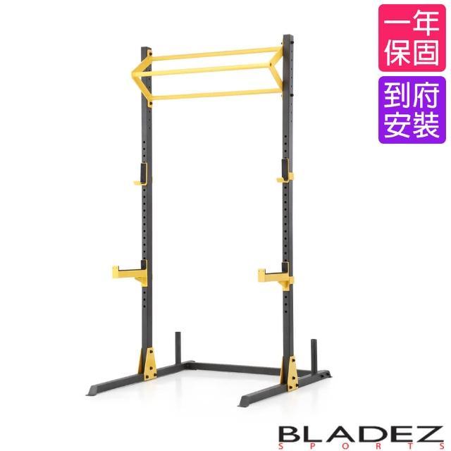 【好物分享】MOMO購物網【BLADEZ】CT1複合訓練重訓架評價怎樣momo奇摩