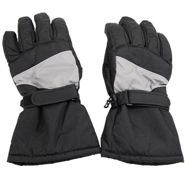 【網購】MOMO購物網【omax】豪氣防寒撥水保暖手套-超大款評價如何momo購物app