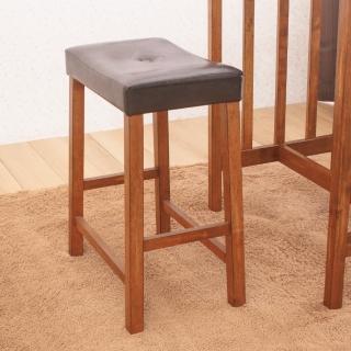 【AS】艾格妮斯吧檯椅-45x29x60cm(二入組-三色可選)