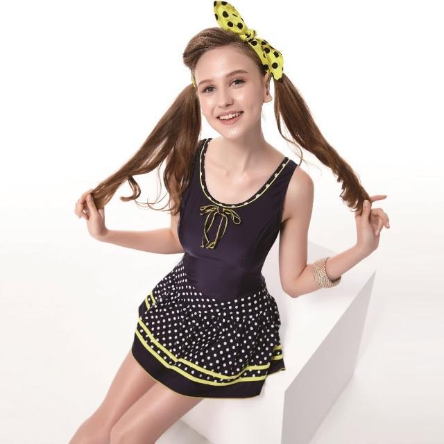 【勸敗】MOMO購物網【SAIN SOU】泡湯SPA連身裙泳裝(附泳帽A98633)評價好嗎富邦媒體