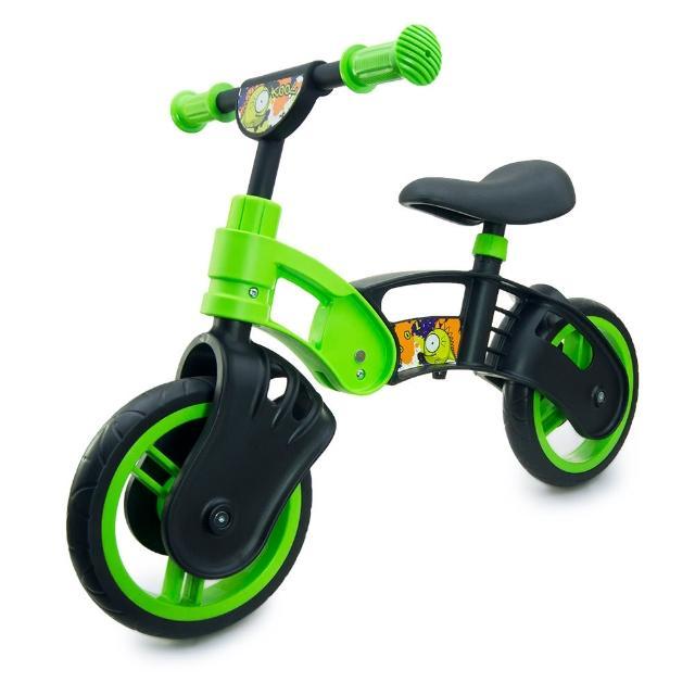 【部落客推薦】MOMO購物網【D.L.D多輪多】兒童滑步平衡車 學步車(草綠)評價momo 購物 momo 購物台