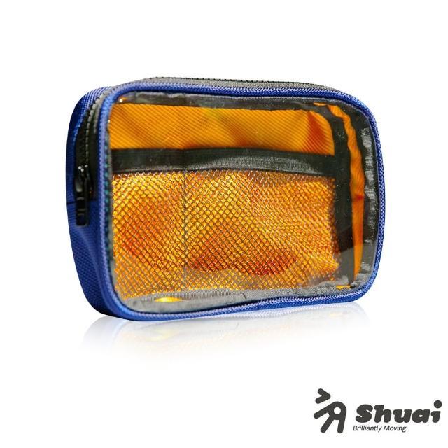 【部落客推薦】MOMO購物網【Shuai】P1 Series Tough 超撞色萬用方包(藍/橘)好嗎momo電視購物電話