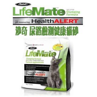 沙奇 尿路檢測健康凝結貓砂-5kg(G002C51)
