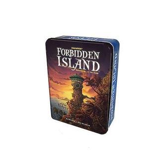 【歐美桌遊】禁忌之島Forbidden Island