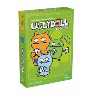 【益智玩具 歐美桌遊】UGLYDOLL Card Game 醜娃娃(中文版)
