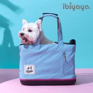 【IBIYAYA依比呀呀】玩色寵物托特包-冰雪藍(FC1671)