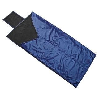 【RHINO 犀牛】人造毛毯睡袋(超值兩入)