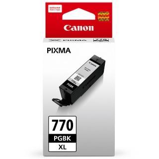 【CANON】CLI-771XL-Y 原廠黃色高容量墨水匣(速達)