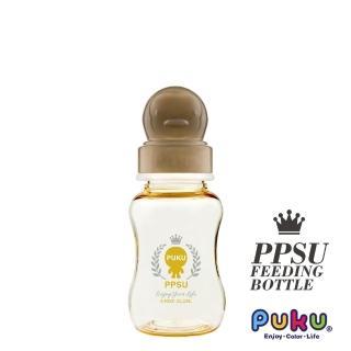 【PUKU藍色企鵝】PPSU母乳實感標準奶瓶150ML