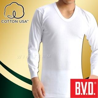 【BVD】100%純棉長褲(台灣製造)