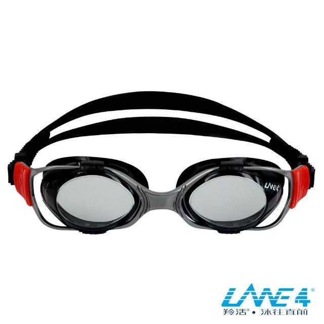 【好物推薦】MOMO購物網【LANE4羚活】成人用抗UV舒適泳鏡(A345)評價好嗎momo折價券300
