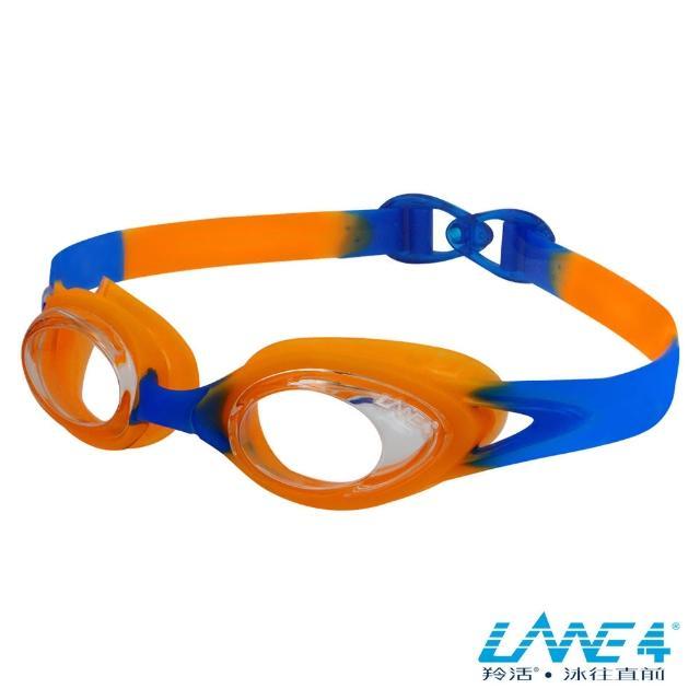 【勸敗】MOMO購物網【LANE4羚活】兒童用抗UV舒適泳鏡(A335)價錢momo富邦購物型錄