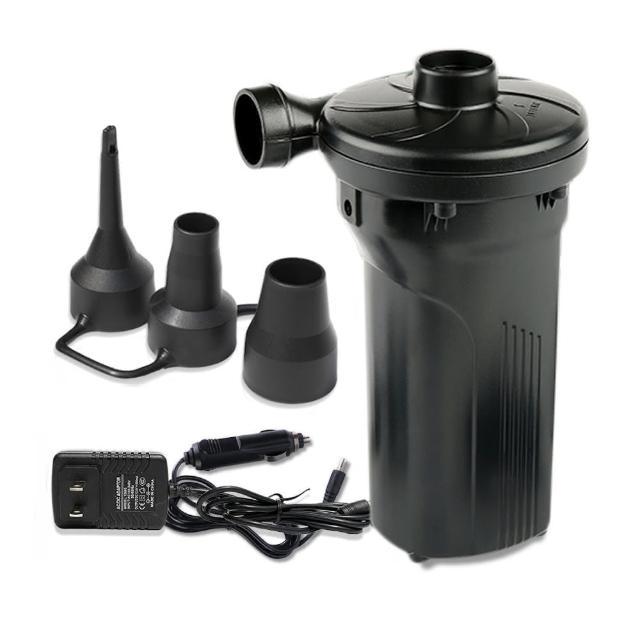 【好物分享】MOMO購物網三合一高級電動充氣幫浦開箱momo 抽折價券