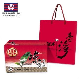 【合歡茶葉生產合作社】頂級認證凍頂比賽茶一斤組(名池茶業出品)