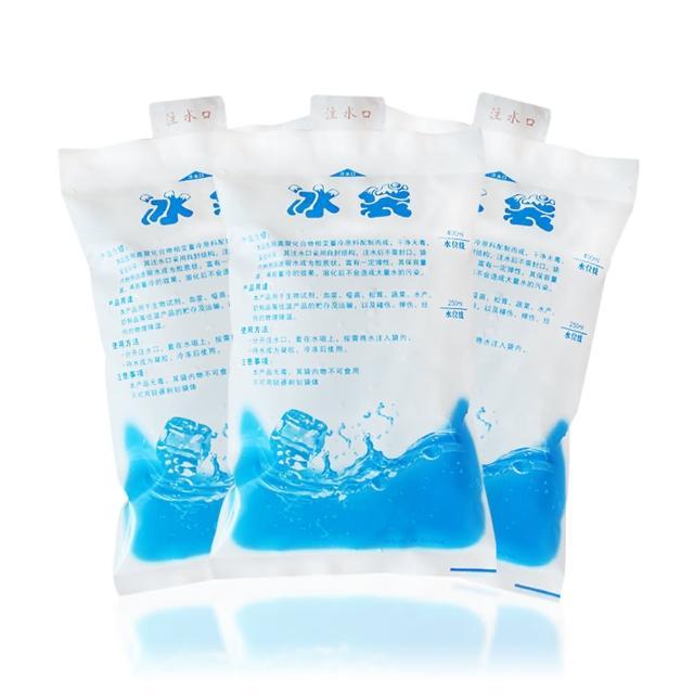 【勸敗】MOMO購物網加厚400ML保冰注水冰袋-1組10入心得momo客服中心