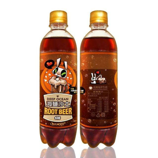 【D618】海鹽沙士海鹽沙士_500ml_momo富邦購物網訂購24瓶一箱