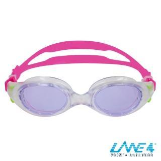 【LANE4羚活】青少年用防霧抗UV泳鏡(A722)