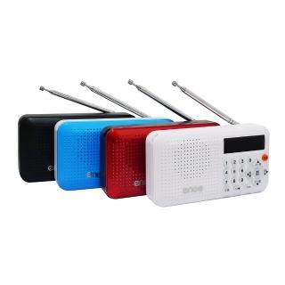 【enoe】多媒體TF卡/FM隨身音響 RD-2299(四色)