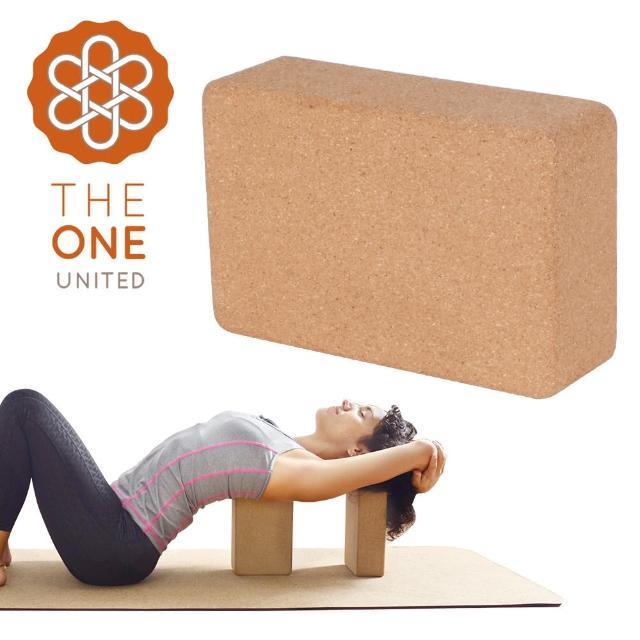 【私心大推】MOMO購物網【The One】環保天然軟木瑜珈磚效果momo電話客服