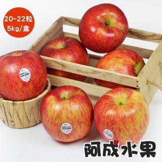 【阿成】美國華盛頓富士蘋果(14-16粒/約5kg/盒)