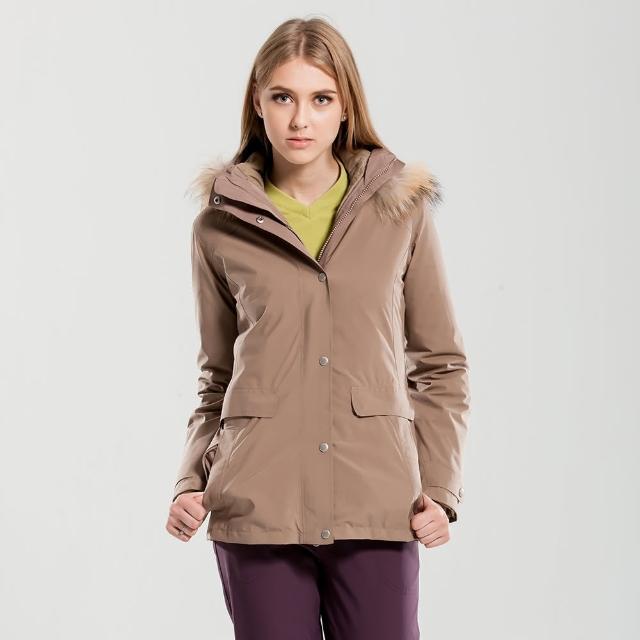 【好物推薦】MOMO購物網【Fox Friend】女款GORE-TEX 兩件式羽絨外套(1116)評價momo購物網客服專線