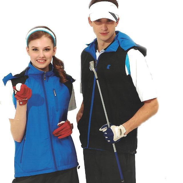 【私心大推】MOMO購物網【日本KAWASAKI】男女運動休閒連帽雙面穿背心(寶藍)價格momo團購