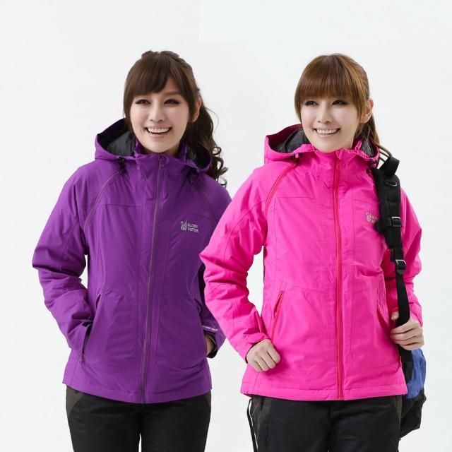 【好物推薦】MOMO購物網【遊遍天下】Globetex女款JIS90%羽絨背心外套兩穿防風防水機能羽絨外套-2色(S-3L)推薦momo1台