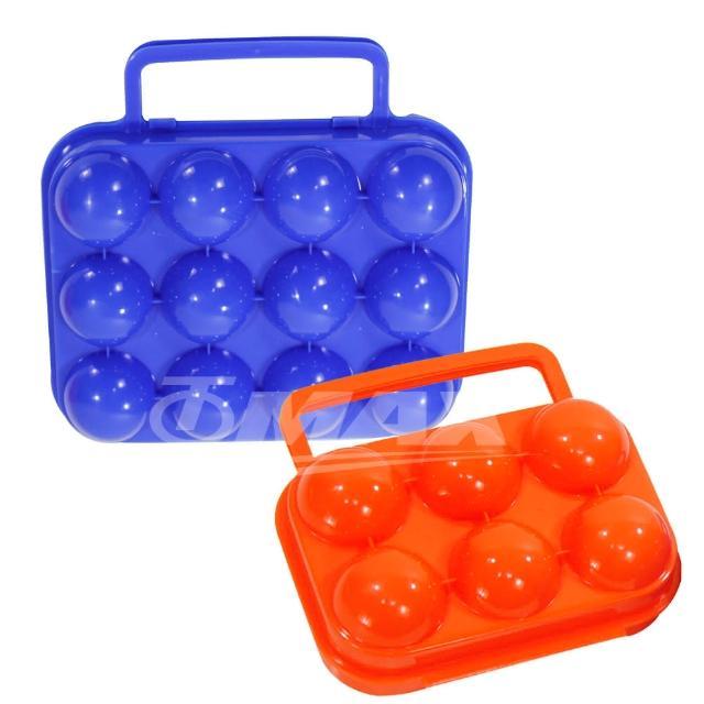【網購】MOMO購物網【omax】防震攜帶式12格雞蛋盒2入+6格雞蛋盒2入-4入組合(隨機出貨-12H)哪裡買momo購物網客服專線