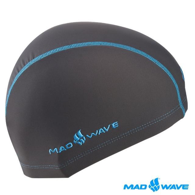 【私心大推】MOMO購物網【俄羅斯MADWAVE】成人萊卡彈性泳帽(ERGOFIT)評價好嗎momo富邦購物