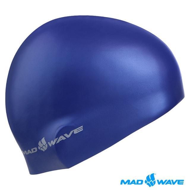 【好物分享】MOMO購物網【俄羅斯MADWAVE】成人矽膠泳帽(METAL)好用嗎momo1台